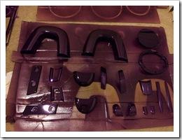 purple parts